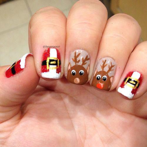 Christmas-Santa-Nail-Art-Designs-2020-Xmas-Nails-7