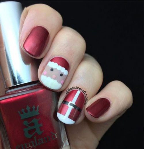 Christmas-Santa-Nail-Art-Designs-2020-Xmas-Nails-9
