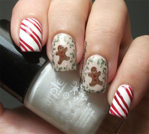 Gingerbread-Men-Christmas-Nails-Art-2020-11