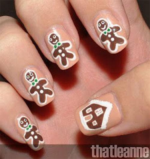 Gingerbread-Men-Christmas-Nails-Art-2020-15