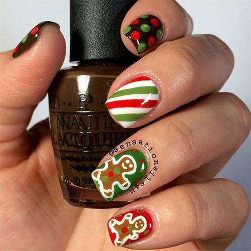 Gingerbread-Men-Christmas-Nails-Art-2020-19