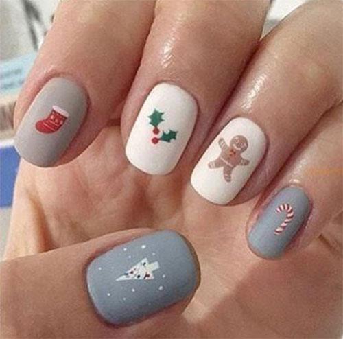 Gingerbread-Men-Christmas-Nails-Art-2020-5