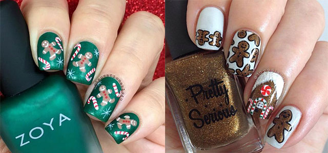 Gingerbread-Men-Christmas-Nails-Art-2020-F