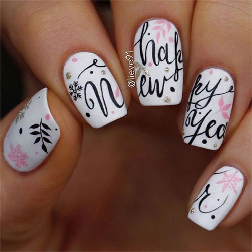 Best-Happy-New-Year-Eve-Nail-Art-Designs-2021-11