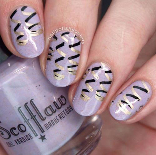 Best-Happy-New-Year-Eve-Nail-Art-Designs-2021-12