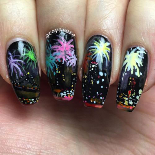Best-Happy-New-Year-Eve-Nail-Art-Designs-2021-15