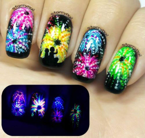 Best-Happy-New-Year-Eve-Nail-Art-Designs-2021-4