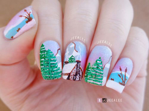 Winter-Nail-Art-Designs-Ideas-2021-14