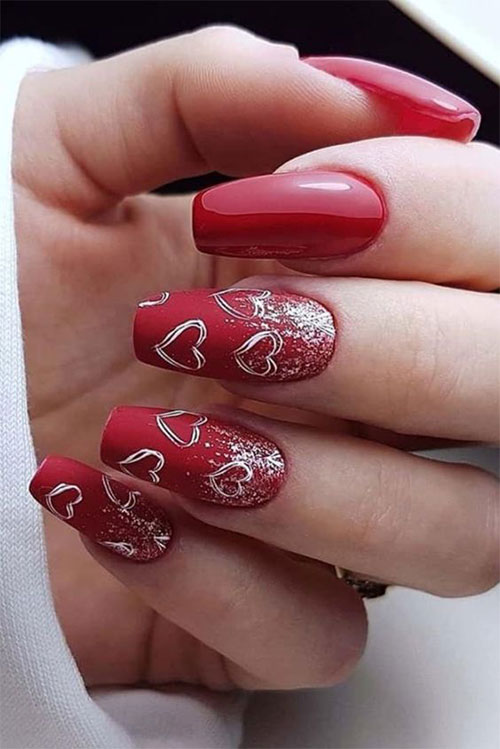 15-Valentine's-Day-Heart-Nail-Art-Designs-2021-14
