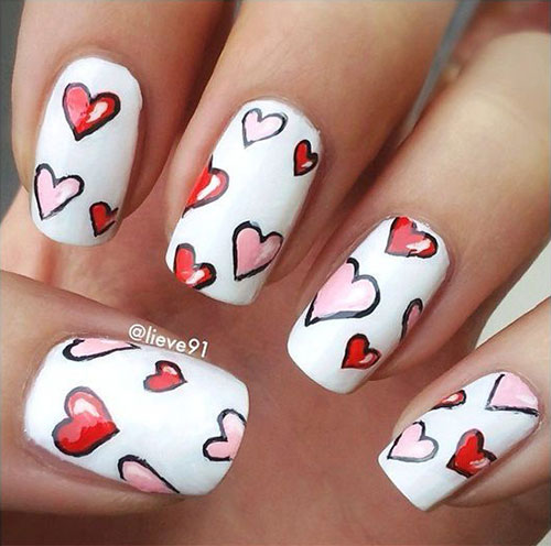 20-Valentine's-Day-Nail-Art-Ideas-Trends-2021-5