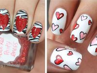 20-Valentine's-Day-Nail-Art-Ideas-Trends-2021-F