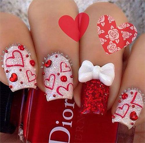 3d-Valentine's-Day-Nail-Art-Ideas-2021-Vday-Nails-7