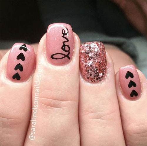 Easy-Valentine's-Day-Nail-Art-Designs-2021-Vday-Nails-13
