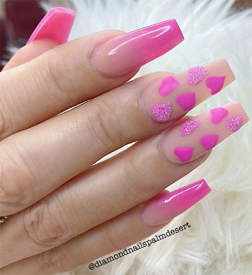 Pink-Valentine's-Day-Nail-Designs-2021-Vday-Nails-14