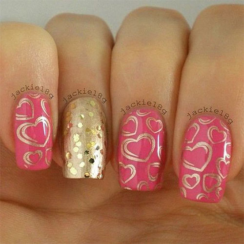 Pink-Valentine's-Day-Nail-Designs-2021-Vday-Nails-6
