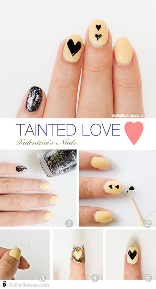 Step-By-Step- Valentine's-Day-Nail-Art-Tutorials-2021-15