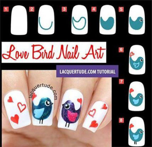 Step-By-Step- Valentine's-Day-Nail-Art-Tutorials-2021-6