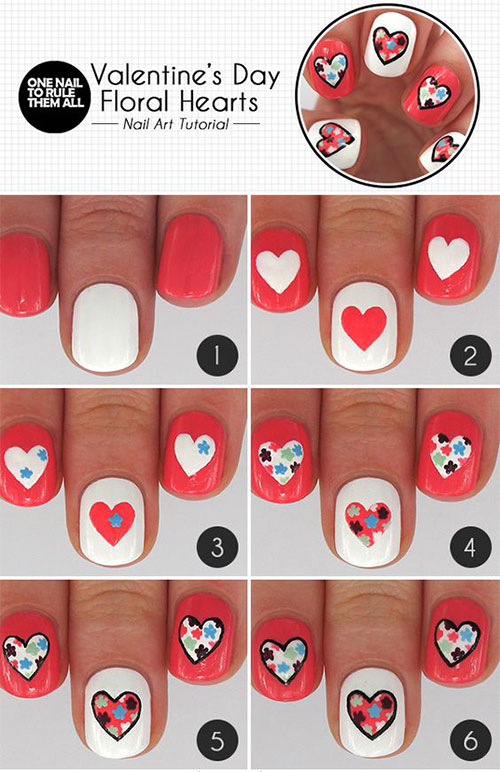 Step-By-Step- Valentine's-Day-Nail-Art-Tutorials-2021-8