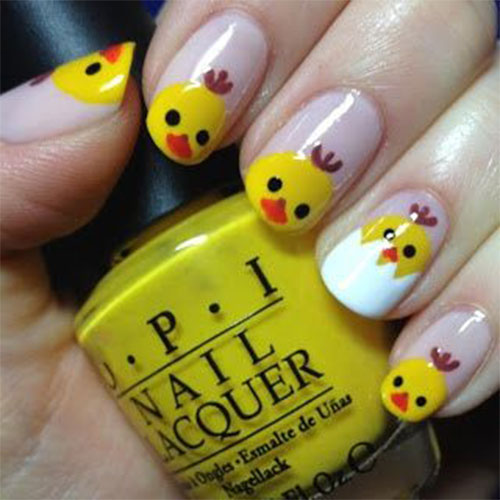 15-Easter-Chick-Nail-Art-Designs-Ideas-2021-14