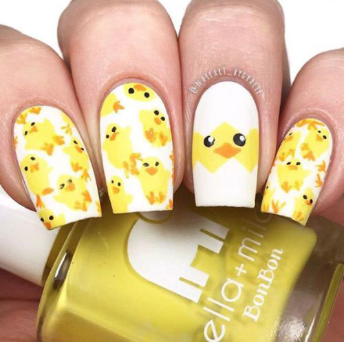15-Easter-Chick-Nail-Art-Designs-Ideas-2021-15