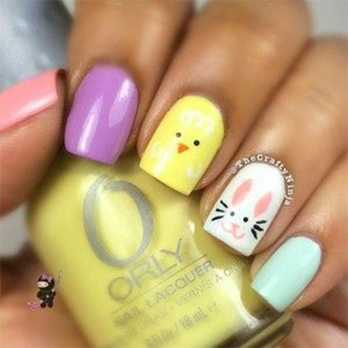 15-Easter-Chick-Nail-Art-Designs-Ideas-2021-3