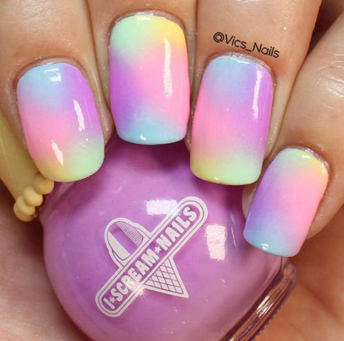 Easter-Color-Nail-Art-Ideas-2021-Happy-Easter-Nails-1
