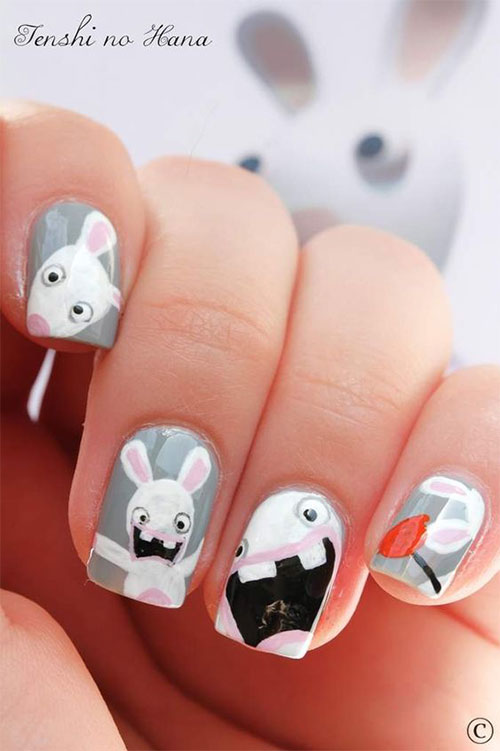 Simple-Easter-Acrylic-Nail-Art-Designs-2021-11