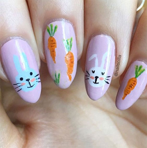 Simple-Easter-Acrylic-Nail-Art-Designs-2021-3