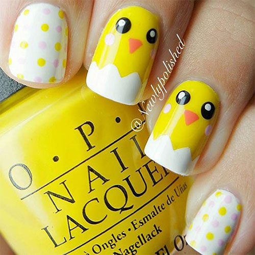 Simple-Easter-Acrylic-Nail-Art-Designs-2021-8