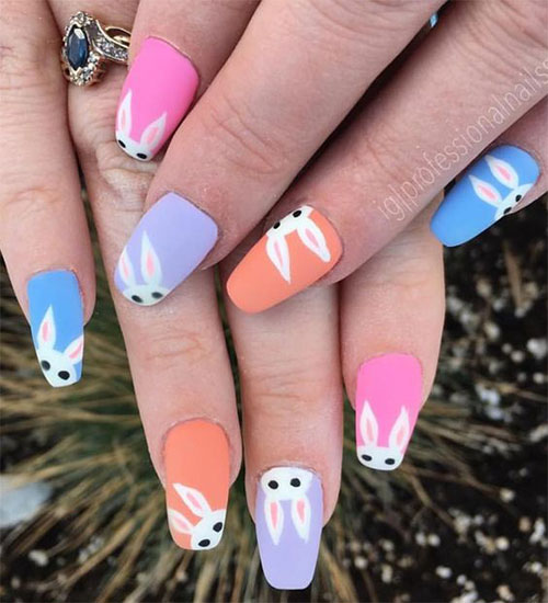 Simple-Easter-Acrylic-Nail-Art-Designs-2021-9