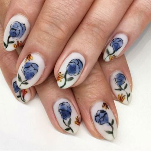 Best-Spring-Floral-Nails-Art-Ideas-2021-March-Spring-Nails-11