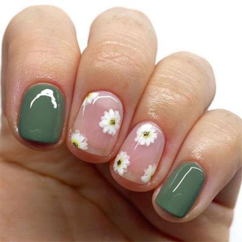 Cute-Spring-Gel-Nail-Art-Designs-2021-March-Nails-1