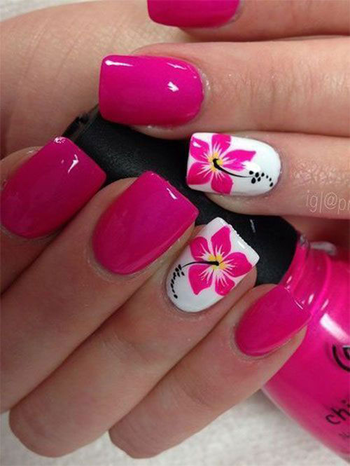 Cute-Spring-Gel-Nail-Art-Designs-2021-March-Nails-12