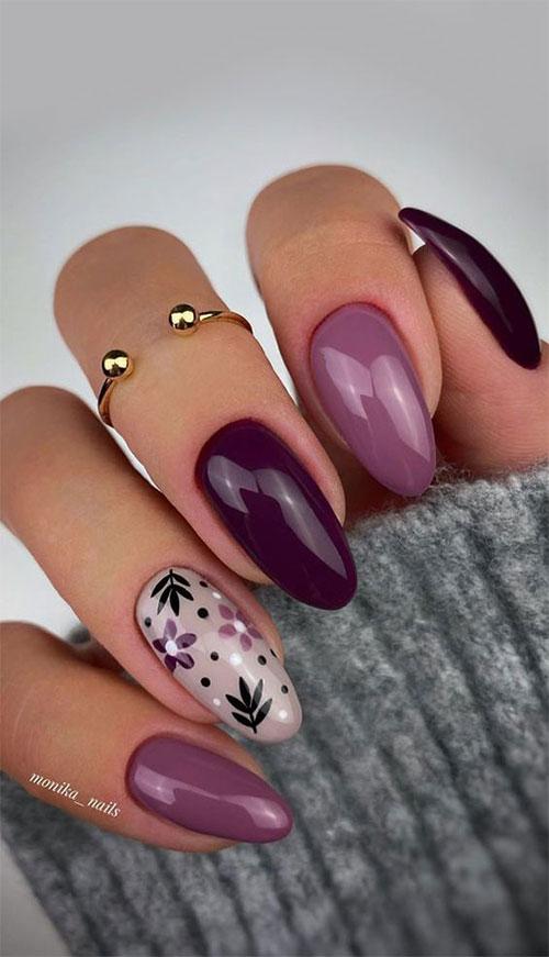 Cute-Spring-Gel-Nail-Art-Designs-2021-March-Nails-13