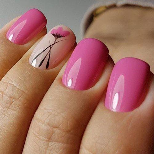 Cute-Spring-Gel-Nail-Art-Designs-2021-March-Nails-15