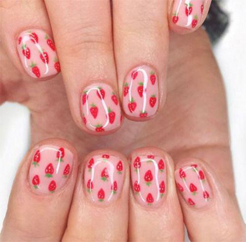 Cute-Spring-Gel-Nail-Art-Designs-2021-March-Nails-2