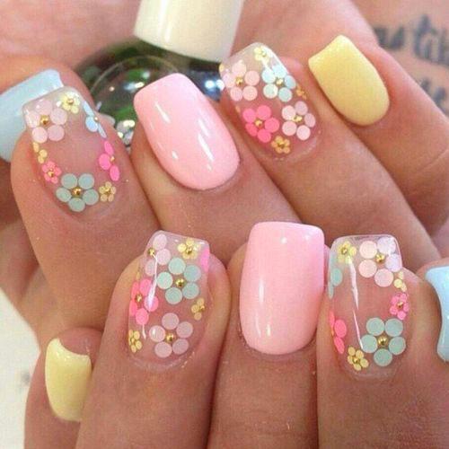 Cute-Spring-Gel-Nail-Art-Designs-2021-March-Nails-7