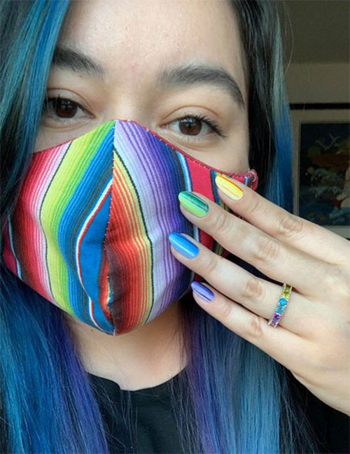 Matching-Nail-Art-With-Face-Mask-Is-New-Coolest-Trend-2021-1