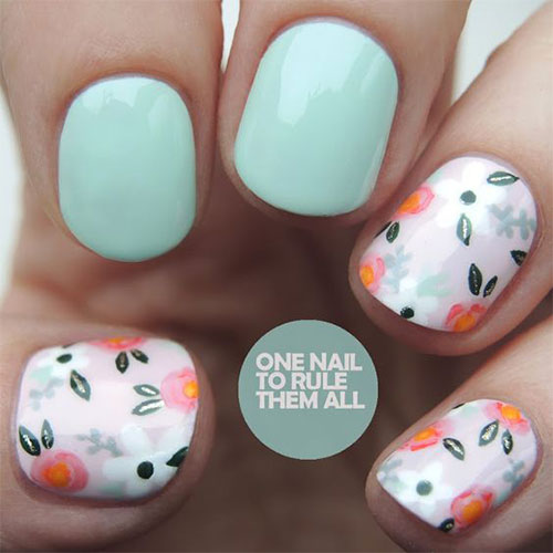 Simple-Easy-Spring-Nails-Art-2021-Spring-Time-Nails-11