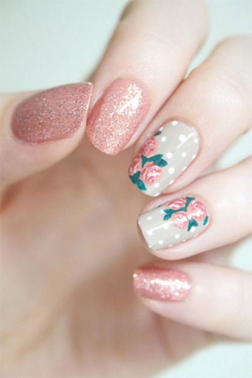 Simple-Easy-Spring-Nails-Art-2021-Spring-Time-Nails-13
