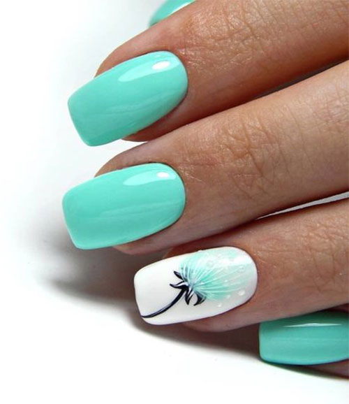 Simple-Easy-Spring-Nails-Art-2021-Spring-Time-Nails-15