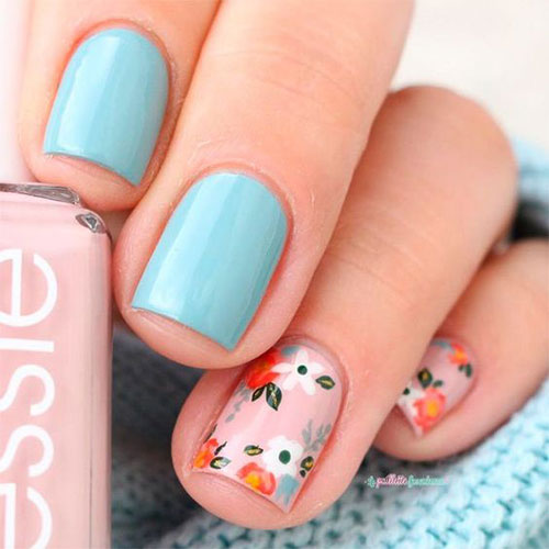 Simple-Easy-Spring-Nails-Art-2021-Spring-Time-Nails-4