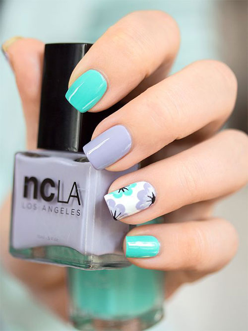 Simple-Easy-Spring-Nails-Art-2021-Spring-Time-Nails-7