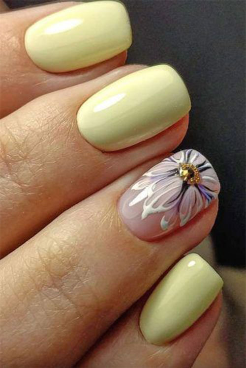 Simple-Easy-Spring-Nails-Art-2021-Spring-Time-Nails-8