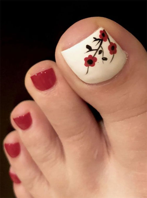 Spring-Toe-Nails-Art-Designs-Ideas-2021-14