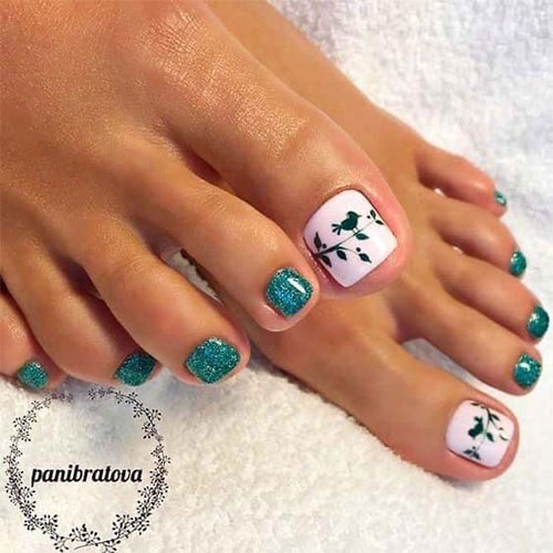 Spring-Toe-Nails-Art-Designs-Ideas-2021-2