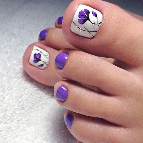 Spring-Toe-Nails-Art-Designs-Ideas-2021-4