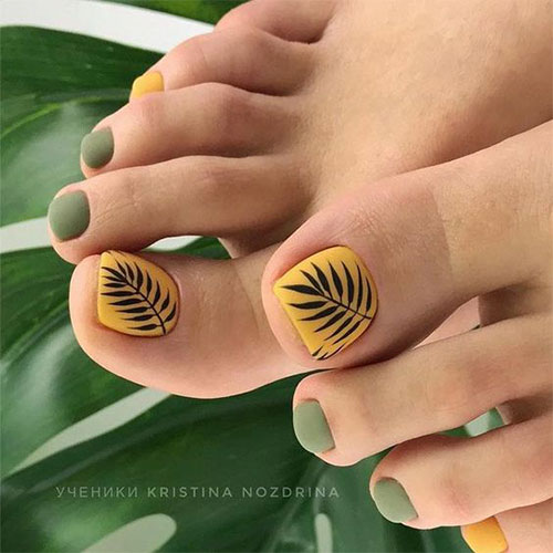 Spring-Toe-Nails-Art-Designs-Ideas-2021-6