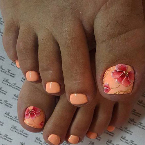 Spring-Toe-Nails-Art-Designs-Ideas-2021-7