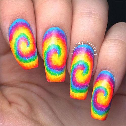 Tie-Dye-Nail-Art-Designs-Ideas-2021-Nail-Trends-1